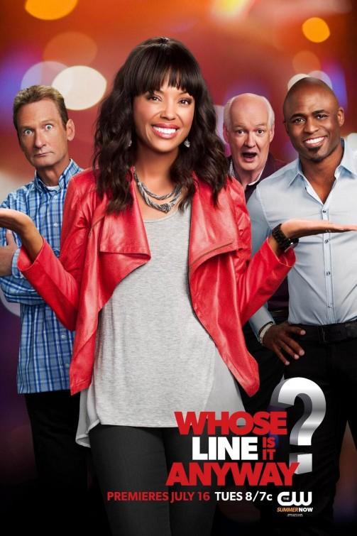 Watch Movie Whose Line Is It Anyway? - Season 16
