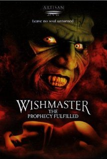 Watch Movie Wishmaster 4: The Prophecy Fulfilled
