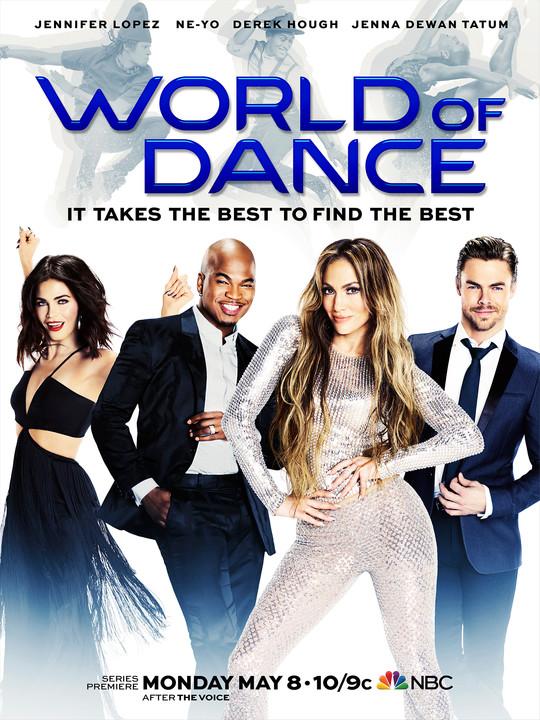 Watch Movie World Of Dance - Season 1