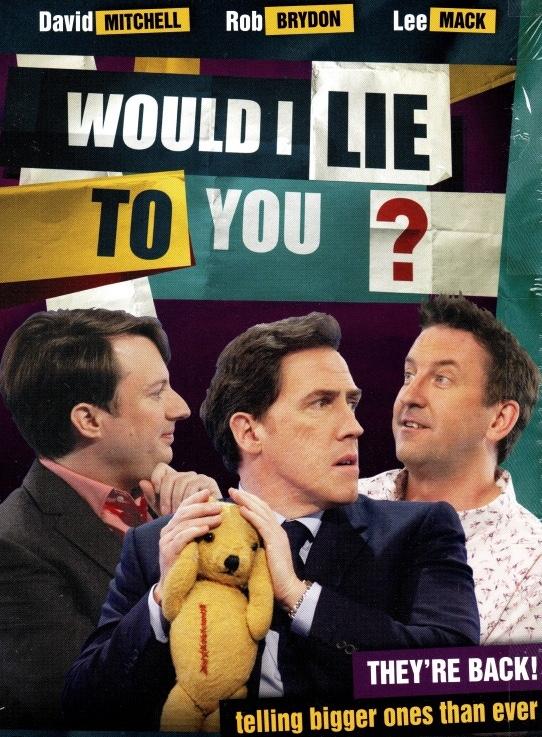 Watch Movie Would I Lie To You? - Season 8
