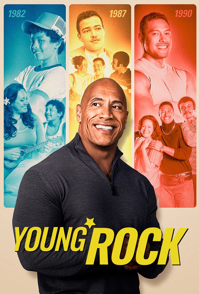 Watch Movie Young Rock - Season 1