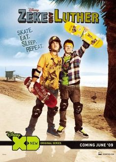 Watch Movie Zeke And Luther - Season 2