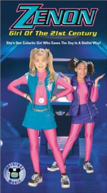 Watch Movie Zenon: Girl of the 21st Century