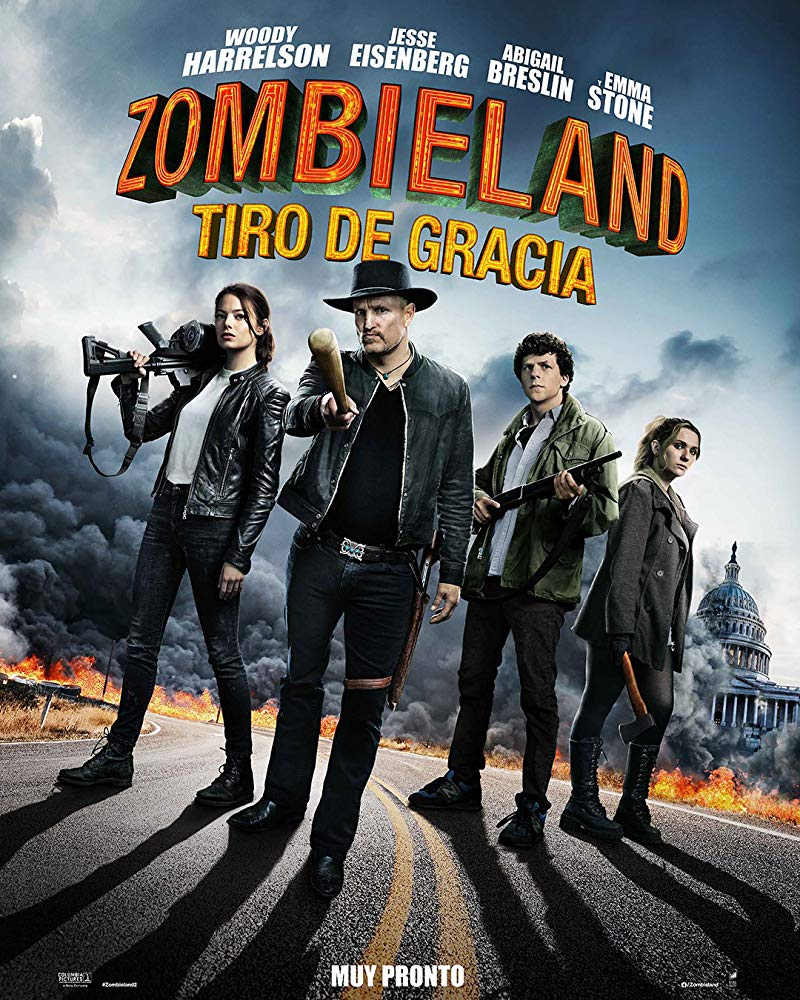 Watch Movie Zombieland Double Tap
